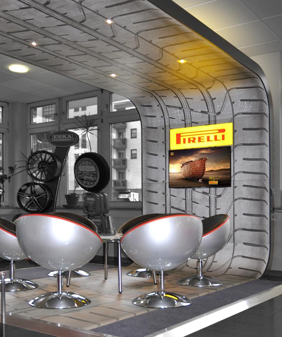 Zweites Bild zu Pirelli