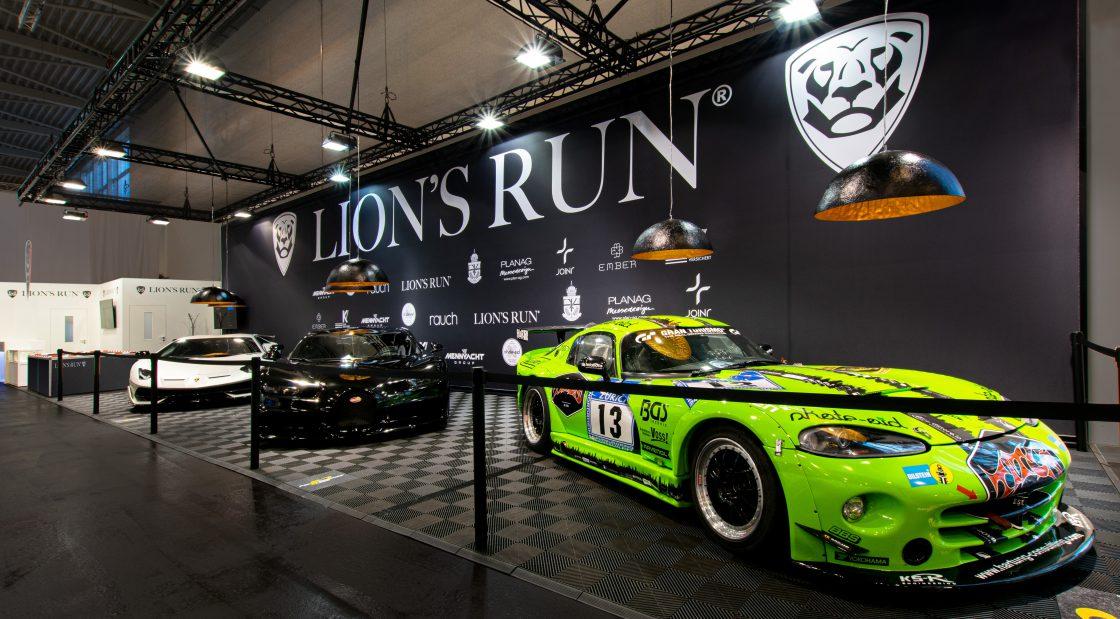 Erstes Bild zu Lion's Run
