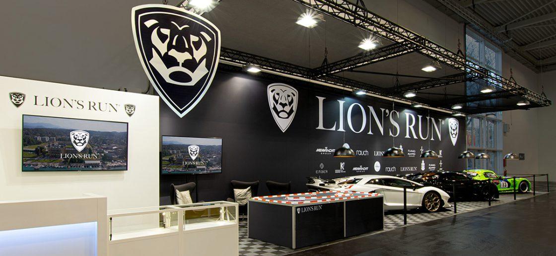 Viertes Bild zu Lion's Run