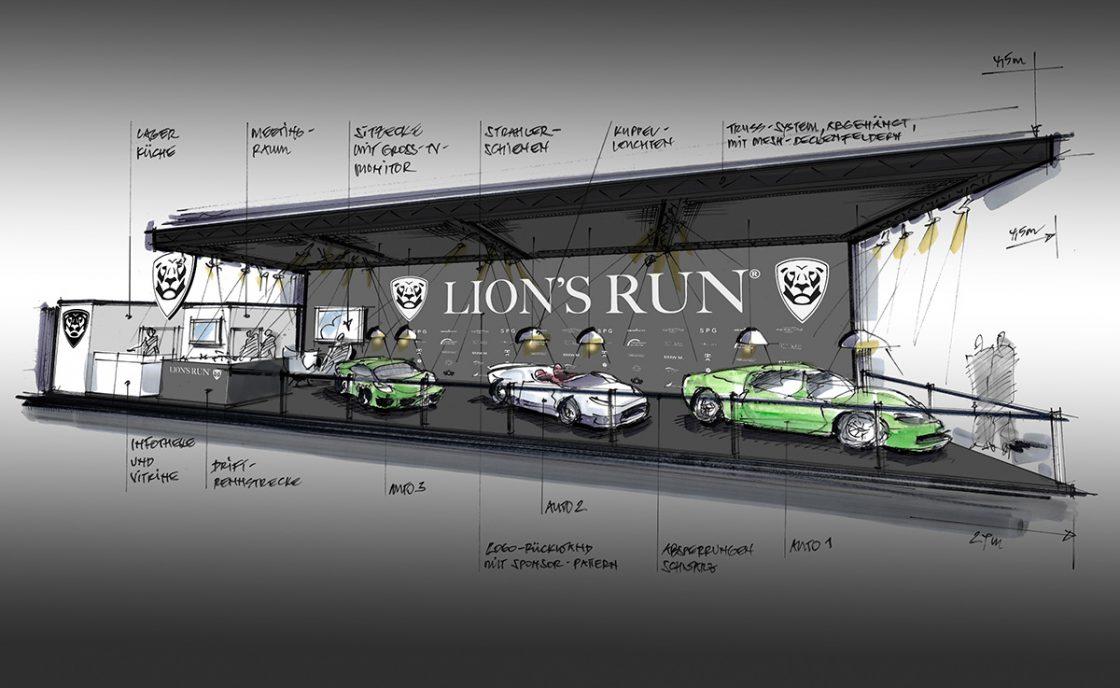 Fünftes Bild zu Lion's Run